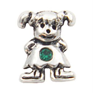 Picture of May Girl Birthstone Charm